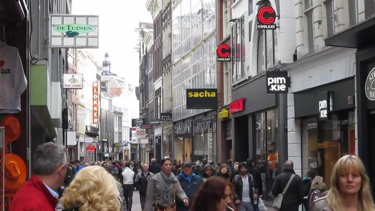 Tassen Kalverstraat Amsterdam : Amsterdam in your pocket kalverstraat