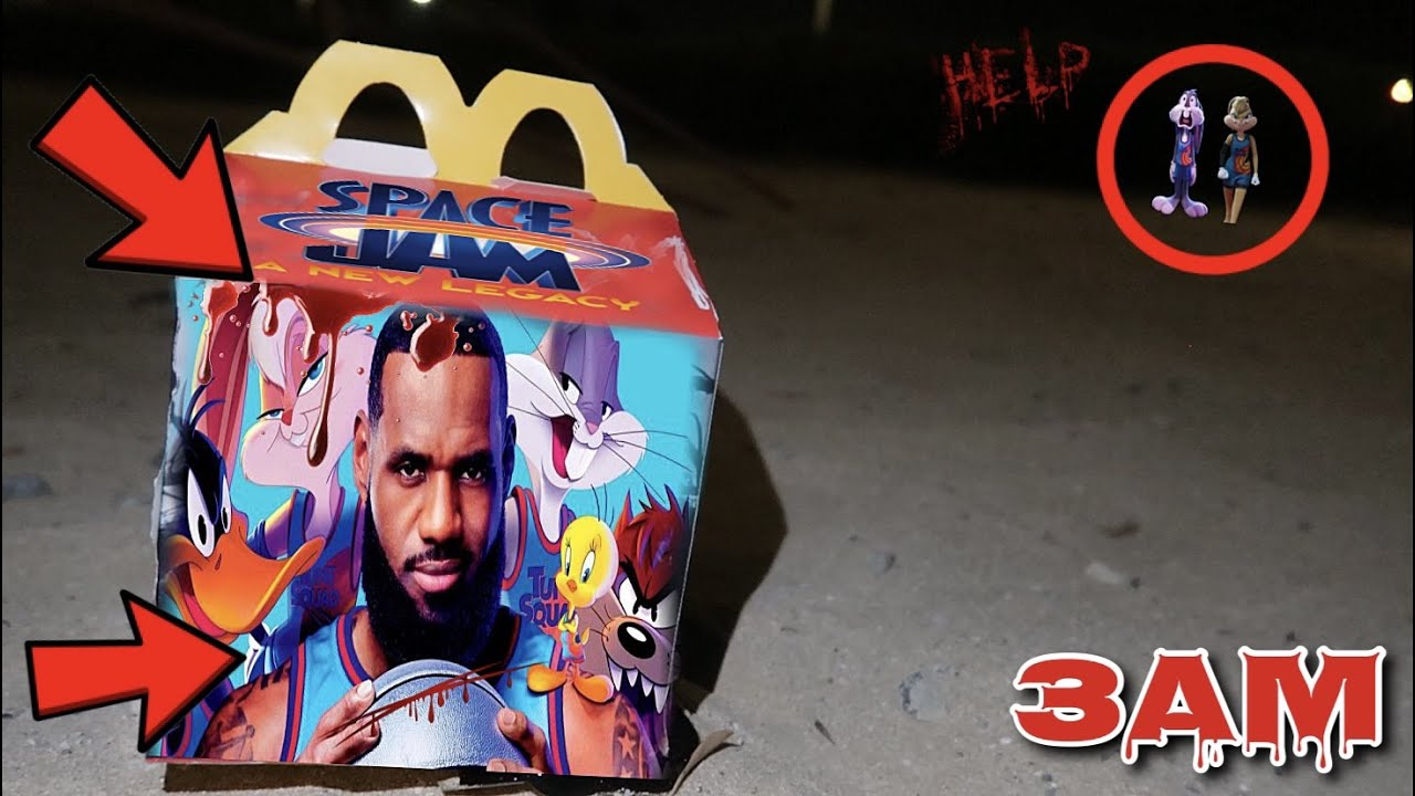 Download DO NOT ORDER SPACE JAM 2 HAPPY MEAL AT 3AM!! *OMG THEY ACTUALLY CAME TO MY HOUSE*