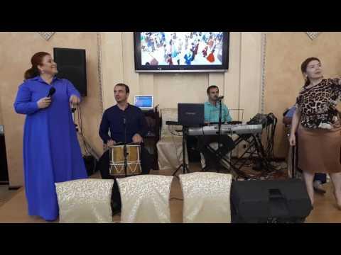Дагестанская ядерная четкая  свадьба: Рустам Курбанадамов , Пазилат Омарова,  Патимат Кагирова,