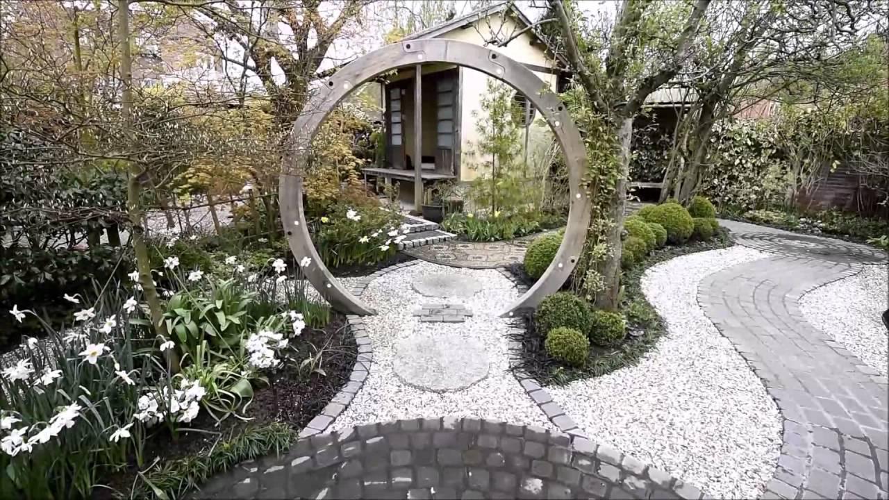 Oriental Garden Youtube