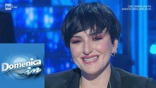 Intervista ad Arisa - Domenica In 17/02/2019