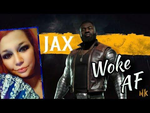 MK11 | Jax Tower Ending | Mortal Kombat Officially Woke AF {Reupload}