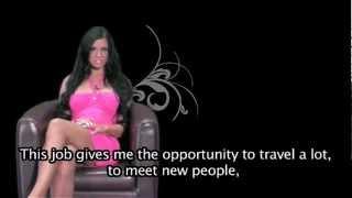 Ashley Bulgari virtuagirl / Deskbabes interview