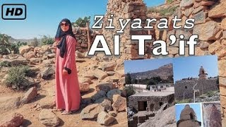 TAIF ZIYARATS /Saudia Arabia VLOG Umrah 2018- 2019 Masjid Addas, Kou, Ali, Hazrat Abdullah Bin Abbas