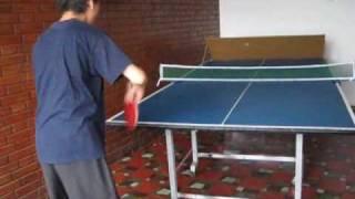 Cómo usar una tabla de bloqueo para tenis de mesa Returnboard pt 2: Novedades.