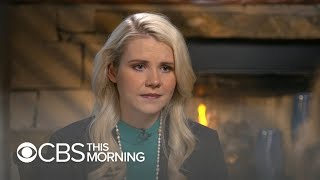 """Elizabeth Smart says she'll never ask """"stupid questions"""" that fault abuse victims"""