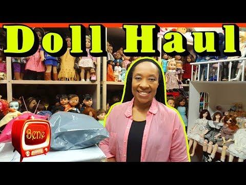 DOLL HAUL : Vocaloid minis, Volks News and Heidi Ott dolls