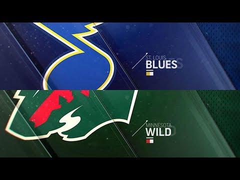St. Louis Blues vs Minnesota Wild Feb 17, 2019 HIGHLIGHTS HD