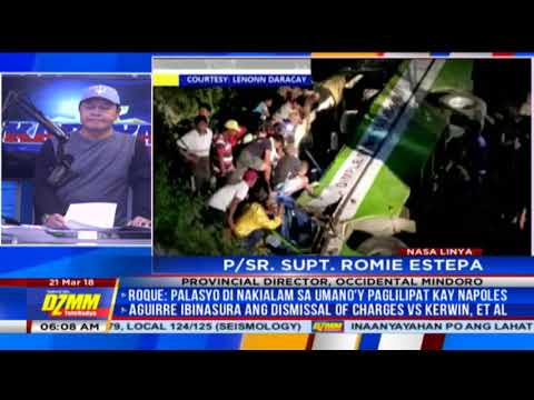 19 patay, 21 sugatan sa aksidente sa Occidental Mindoro (2)