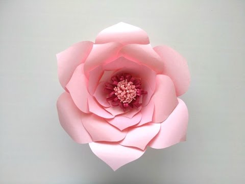 paper flower making creative paper