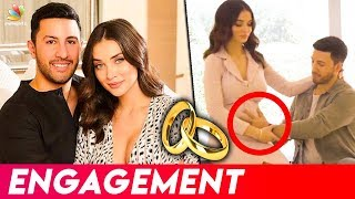 Amy Jackson Got Engaged | George Panayiotou | Latest Cinema News