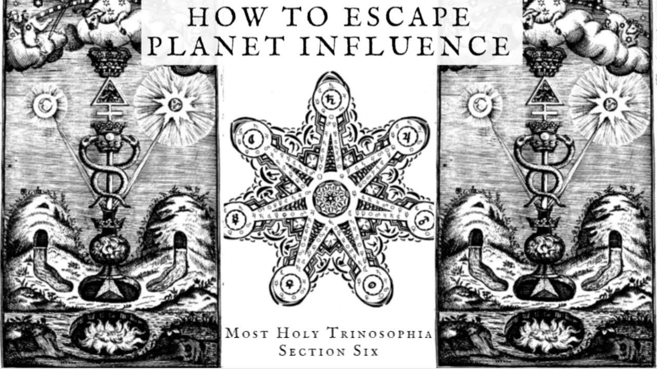 6. How to Escape Planet Influence - MOST HOLY TRINOSOPHIA