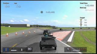 Gran Turismo 5 - Top Gear Special Event - Volkswagen Kubelwagen typ82
