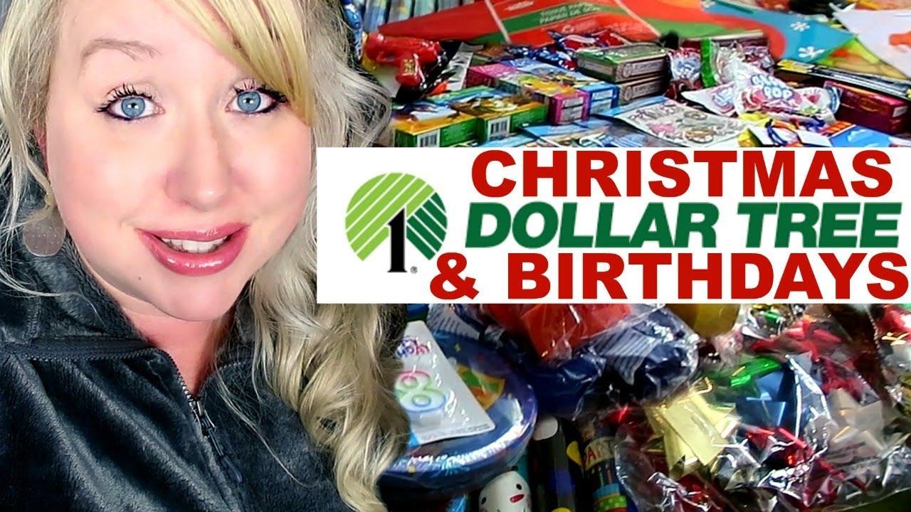 Large Family DOLLAR TREE CHRISTMAS HAUL   Stocking ...