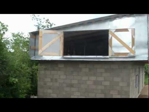 видео: how to build a shed / Как построить сарай