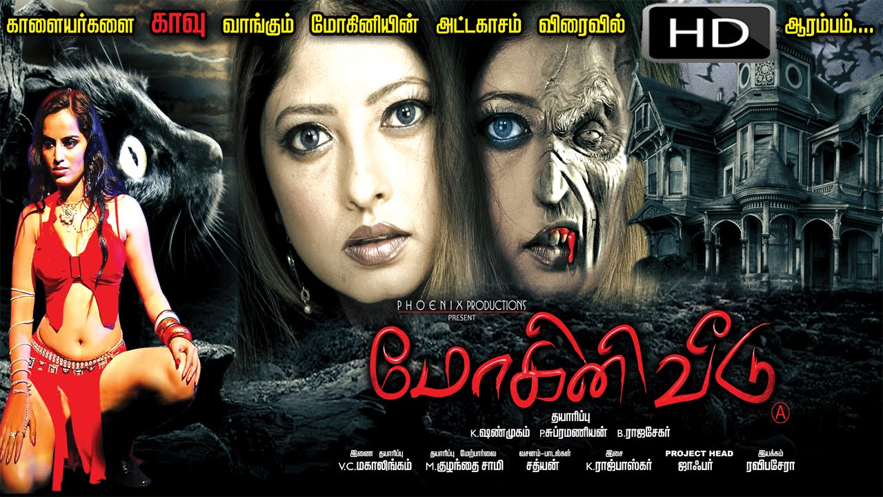 Mohini Veedu Horror HD movie Watch Online | Anil Dhawan,Paintal