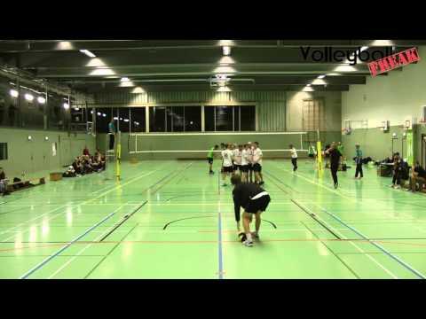 Volleyball Regionalliga 2015/2016: TVA Fischenich Herren 2 vs. Post SV Bielefeld