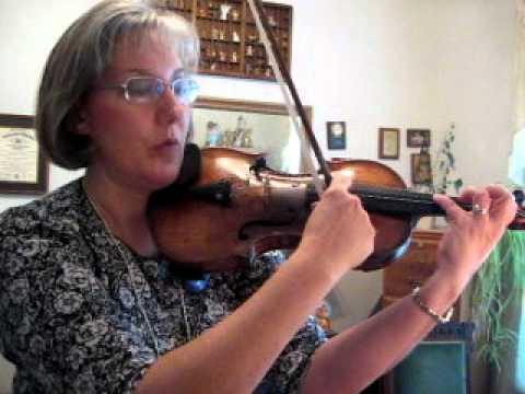 Dragonhunter Violin 1