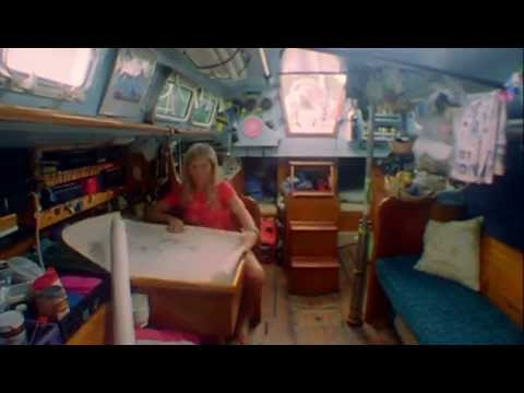 Captain Liz Clark's solo voyagefrom DEAR AND YONDER surf film