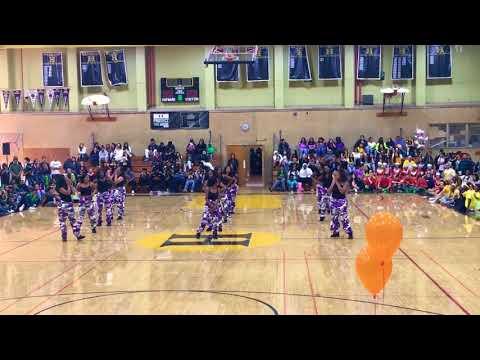 Hayward High School - DTR 2017 LBQK