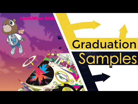 Every Sample From Kanye West's Graduation
