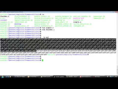 Exploit Research Megaprimer Part 3 Strcpy Buffer Overflow