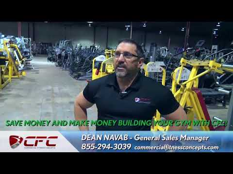 HOW TO BUILD YOUR GYM / DEAN NAVAB / CFC