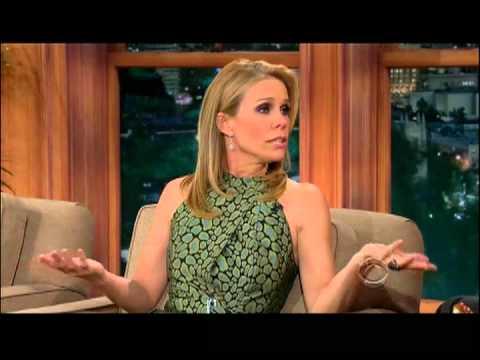 Craig Ferguson 5/1/14D Late Late Show Cheryl Hines