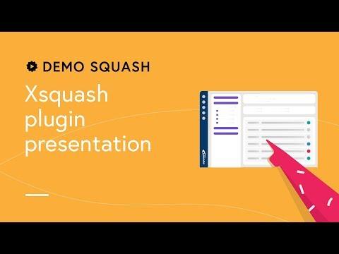 Squash Demo #1 - Xsquash