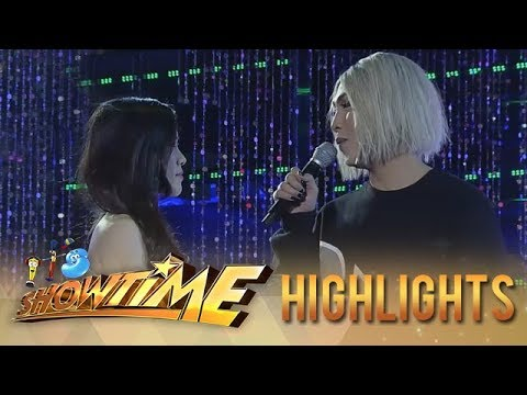 "It's Showtime Miss Q and A: Vice and ""Ate Girl's"" skit is getting real"