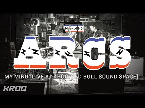The Arcs - My Mind [Live at KROQ/Red Bull Sound Space]