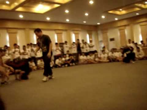 Velasco brothers bboy project Thailand