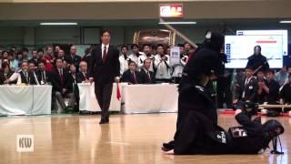 16th World Kendo Championships - Men's team — Semi Final 1 — match 1