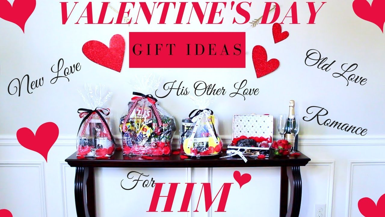 Diy Valentine S Day Gift Ideas For Him Boyfriend Gift Giveaway