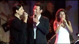 Alexia Vassiliou - O Kaimos with Marios Frangoulis & Betty Harlafti