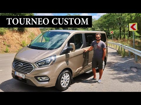 Test - Ford Tourneo Custom