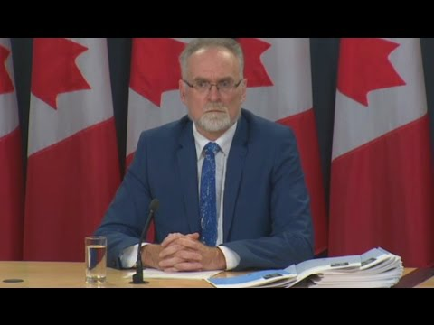 Auditor General Blows The Whistle On Trudeau