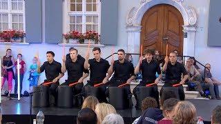 STICKSTOFF – Live Appearance on Swiss TV [Part 1]