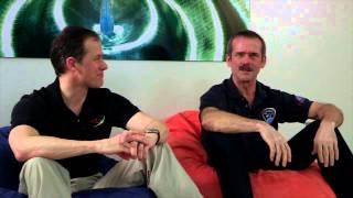 Leaky Space Station: Astronauts Swap EVA Repair Stories | Video