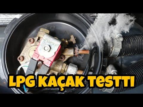 Arabada gaz kaçağı nasıl anlaşılır ? Gaz kaçak TESTTİ !