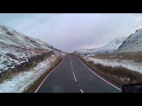 Snowdonia National Park A470
