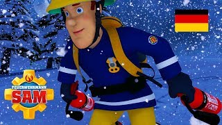 Feuerwehrmann Sam Deutsch Neue Folgen | Rennfahrer Norman \ Sam rettet den Tag | 1 S 🚒 Kinderfilme