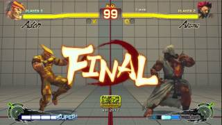 EVO 2012 Super Street Fighter IV Arcade Edition Grand Finals