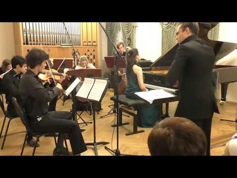 В.А.  Моцарт,  Концерт для фортепиано с оркестром  Ля мажор