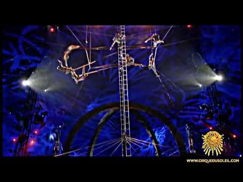 Alegria by Cirque du Soleil - High Bars Act