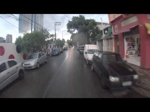 Motork DropBoards Ride in São Paulo, Brazil. Cam AEE S71
