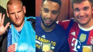 American Heroes Stop Terrorist Train Attack In Europe