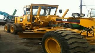 used construction equipment parts,what is a motor grader,cat 14m grader for sale