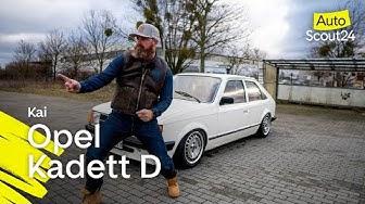 Opel Kadett D: Der bringt Spaß und nen fetten Bizeps!