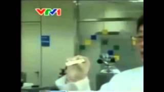 thời sự VTV3 đưa tin Trung Quốc sản xuất thuốc thịt người